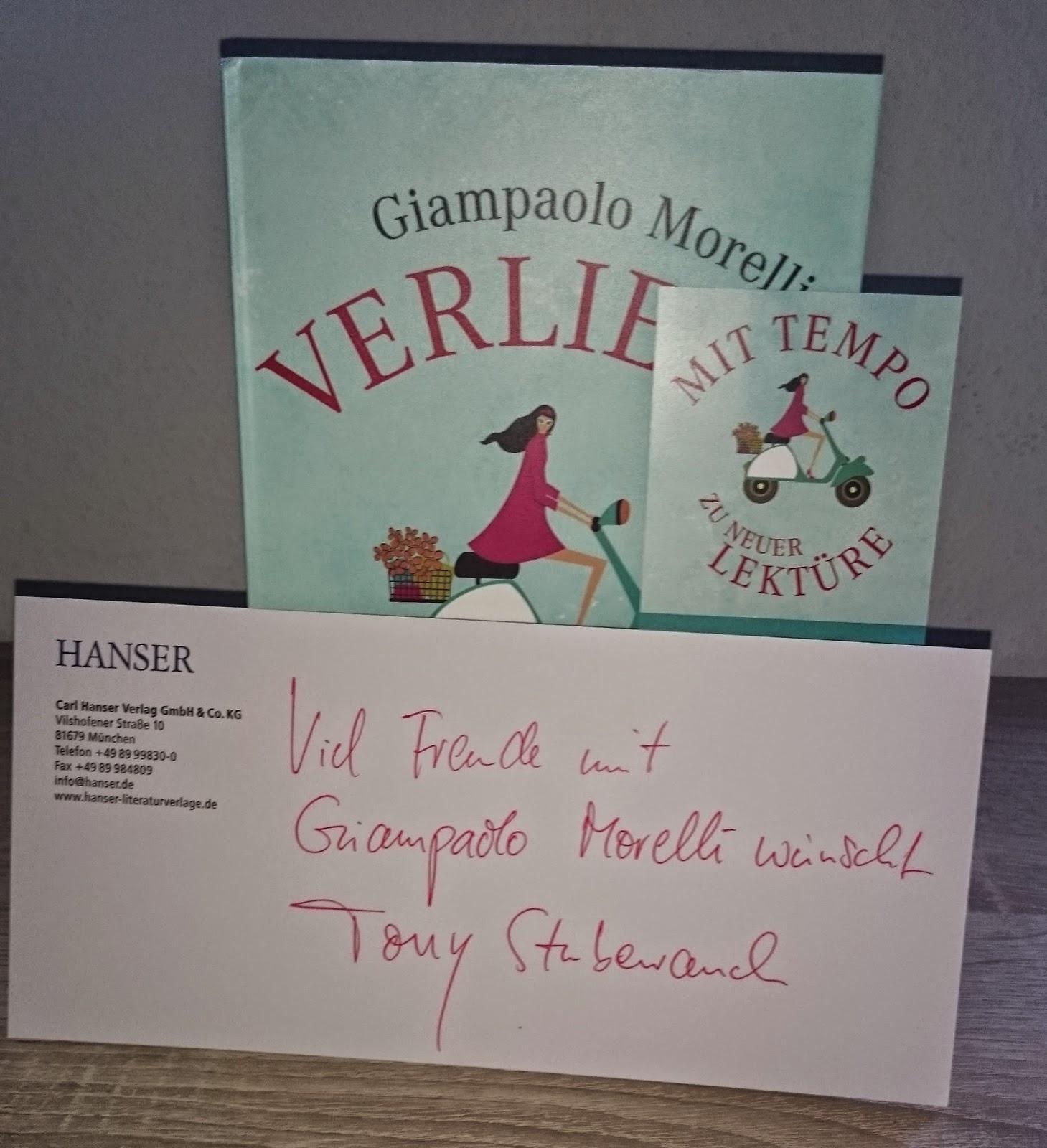Giampaolo Morelli - Verliebt in Sieben Stunden