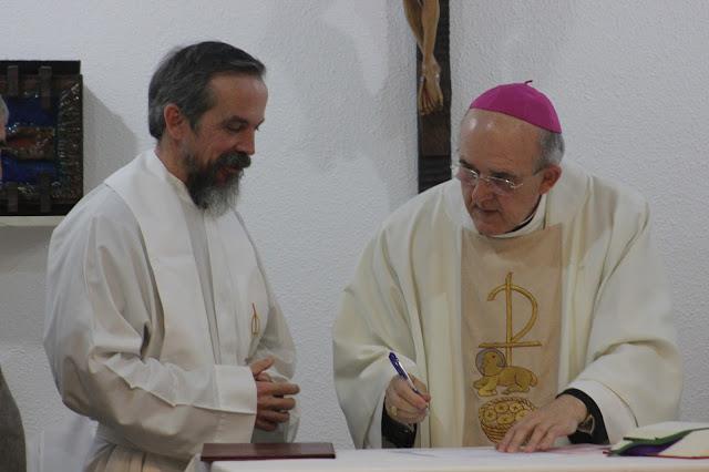 Firma del obispo