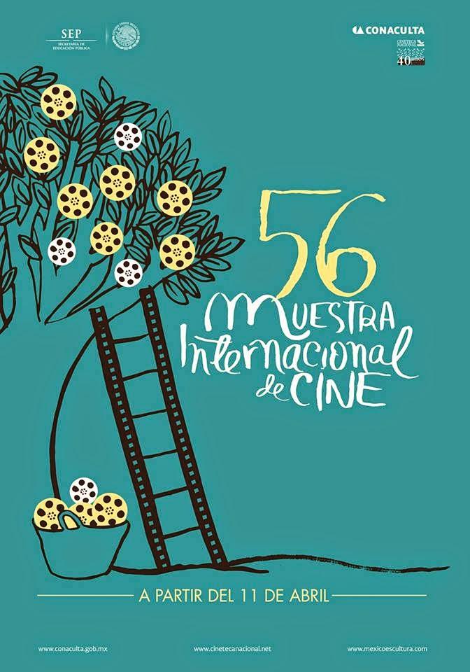 56 Muestra Internacional de Cine en la Cineteca Nacional