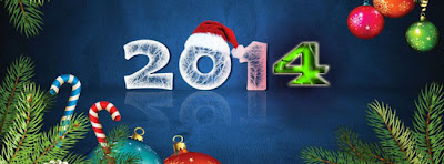 Free Beautiful Happy New Year 2014 Facebook Covers