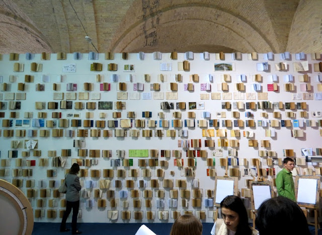 Книжная стена