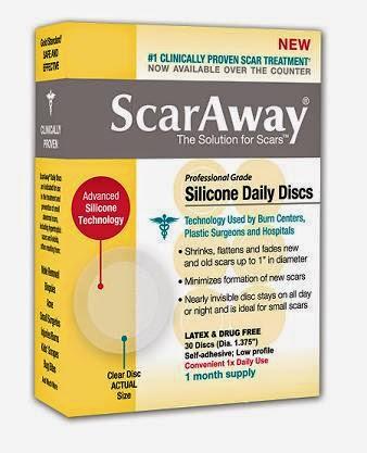 scaraway  scar discs