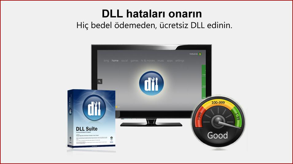 DLL Suite - DLL Sorunlarını Çözme Programı Full Tam İndir