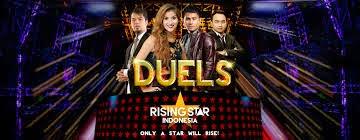 Inilah Daftar Peserta dan Pemenang Live Duels Rising Star Indonesia 2014