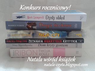 http://natala-czyta.blogspot.com/2015/05/konkurs-rocznicowy.html
