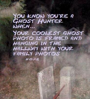 how to know a ghost is with you