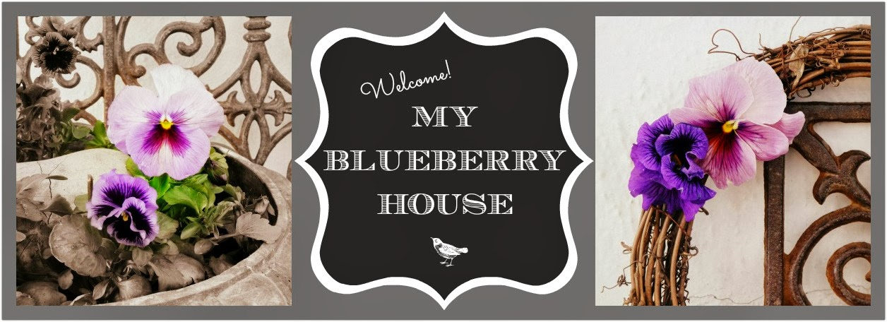 My Blueberry House: Loppmarknader
