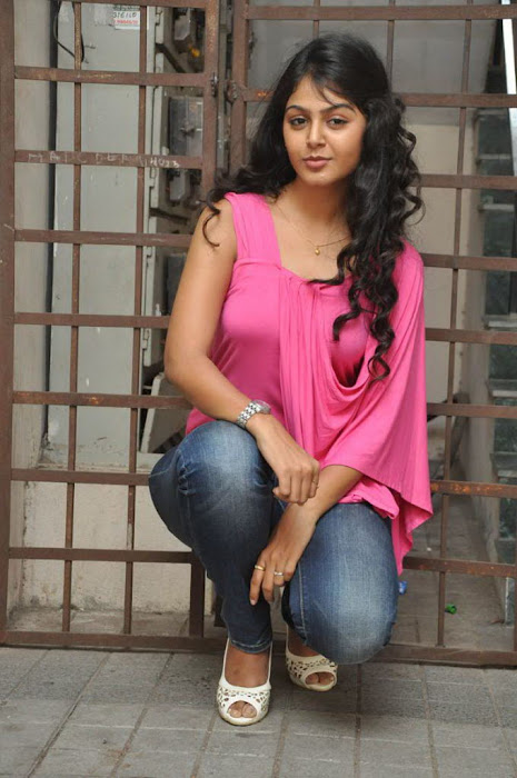monal gajjar in pink cute stills