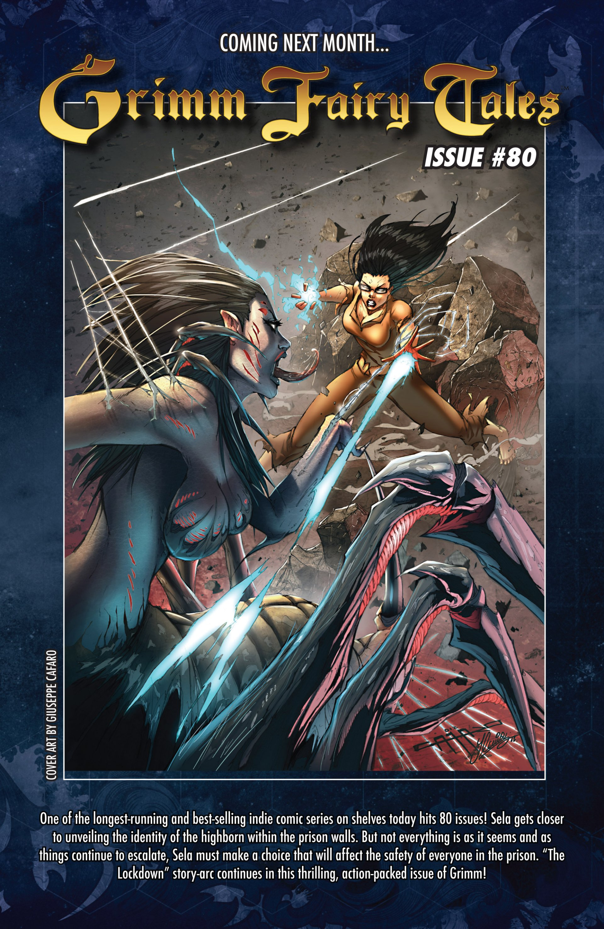 Grimm Fairy Tales (2005) Issue #79 #82 - English 25