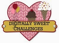 Digitally Sweet Challenge Blog