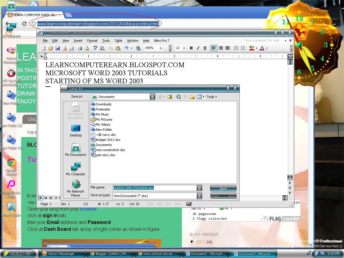 file extension essay.doc