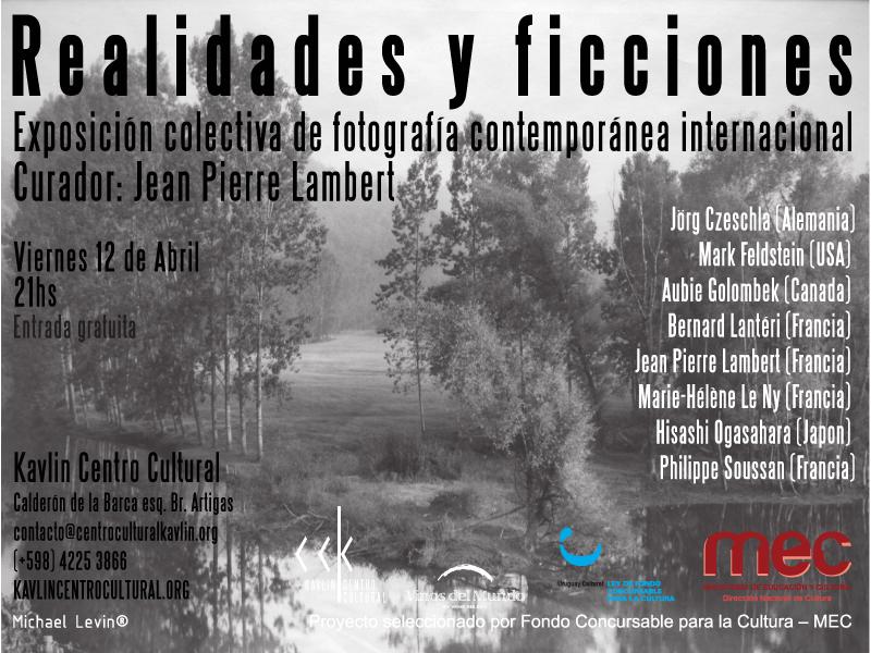 """URM: Exposición colectiva: """"Realidades y ficciones"""", Jean"""