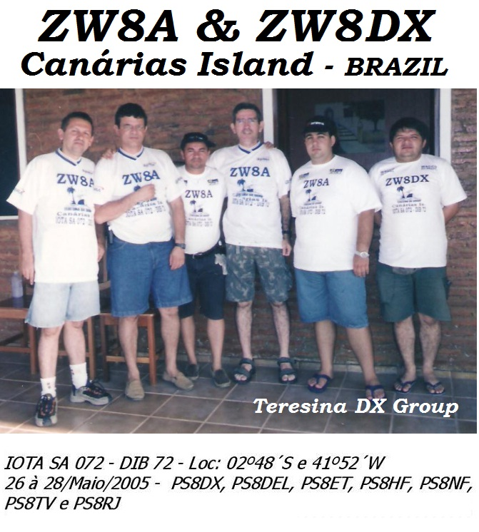 DXpedition nº 006