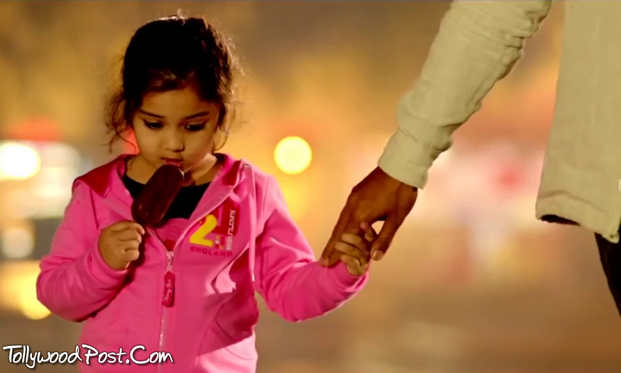 son of satyamurthy baby vernika images wallpapers live updates