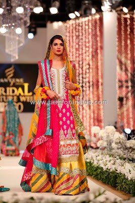 Latest mehndi dresses for girls 2013 latest fashion trends