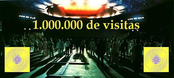 Un millón de visitas