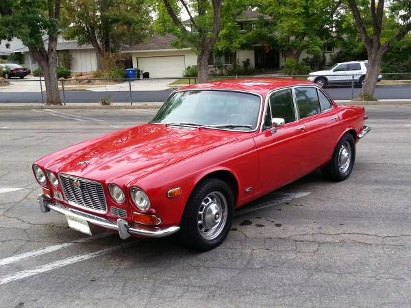 1970 jaguar xj series 1 powered by chevy auto restorationice. Black Bedroom Furniture Sets. Home Design Ideas
