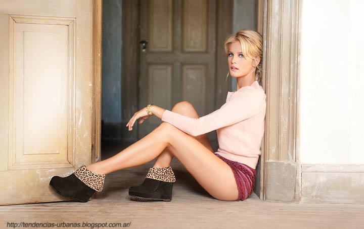Liz Solari para Lady Stork otoño invierno 2013