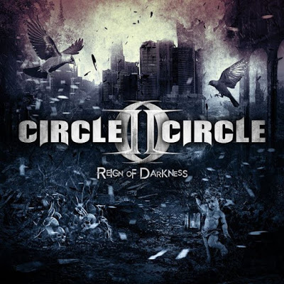 "Circle II Circle: resenha do novo álbum ""Reign of Darkness"""