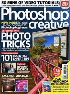 Photoshop Creative Magazine Issue 89 2012