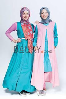 Model 4. Hijab Modern Dauky Terbaru image
