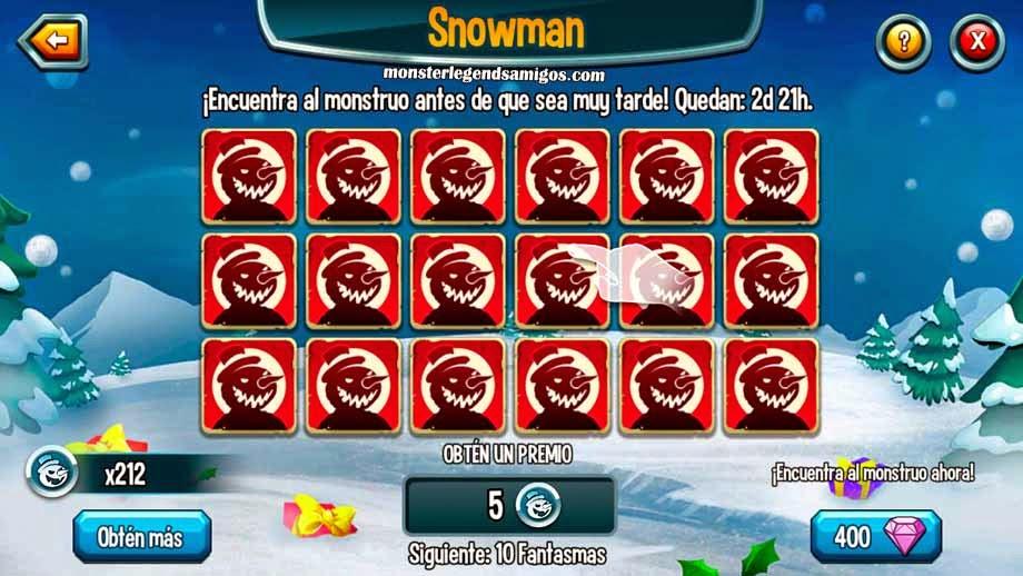 imagen del cuarto puzle de la isla navidad de monster legends