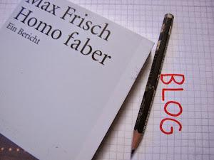 Ein Literaturblog zu Homo faber