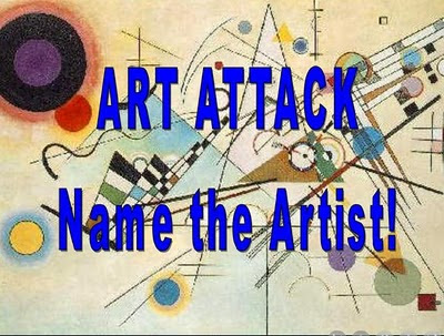 Art Attack Oyunu 