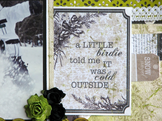 just another day  the scrapbook store dec kit