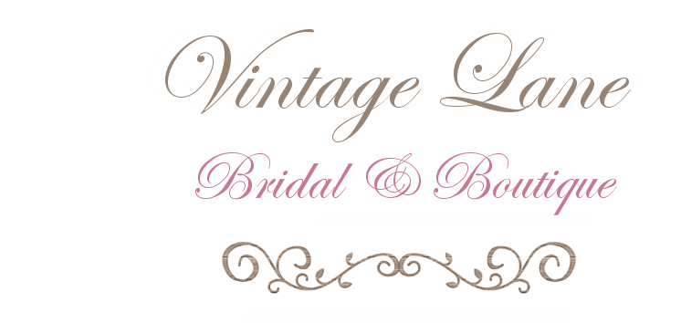 Vintage Lane Bridal Boutique | Genuine Vintage Wedding Dresses & Special Event Dresses
