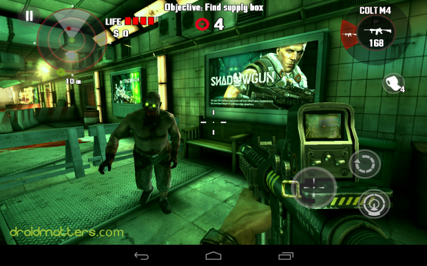 Newbie Blog by Sihombing: Dead Trigger cheat