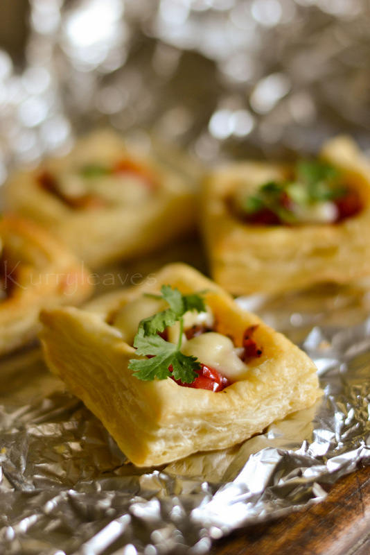 Puff pastry recipe step by step recipe kurryleaves puff pastry recipe step by step recipe forumfinder Image collections