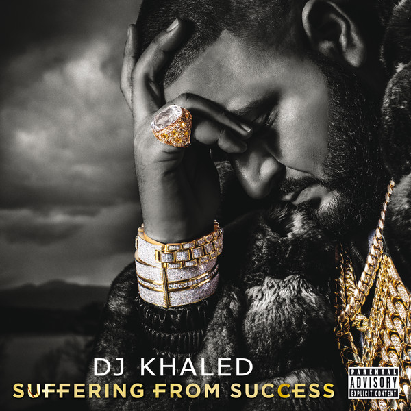 DJ Khaled - Suffering From Success (Deluxe Version)  Cover