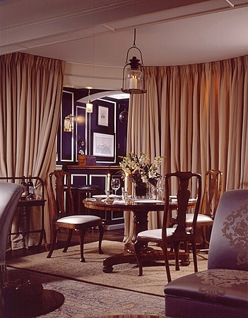 New Home Interior Design Carriage House Studio Greenwich Village