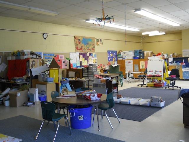 Classroom Environment Design : Our reggio emilia inspired classroom