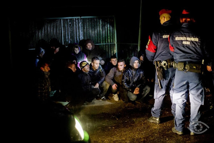 HUNGARY 11 SEPTEMBER 2015 ILLEGAL MIGRANTS WILL FACE ARREST