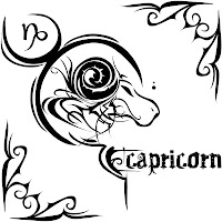 Zodiak Tattoos Gallery - Capricorn Tattoo