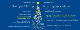 Descoperă Europa în vacanţa de Crăciun