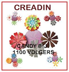 candy bij creadin