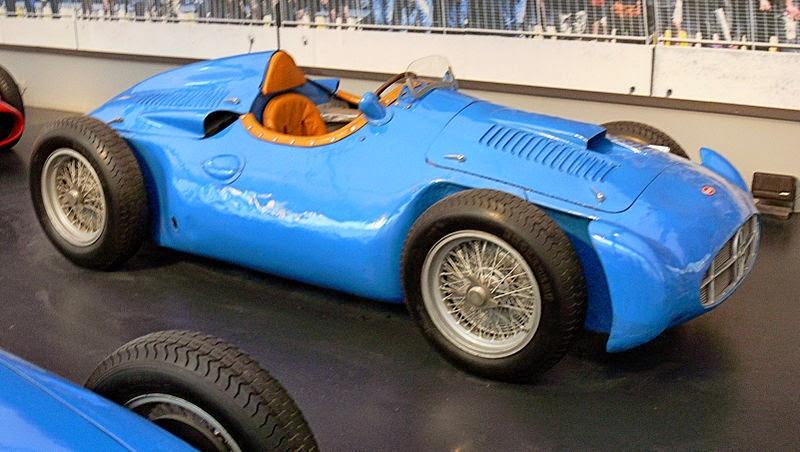 Bugatti GP Type 251