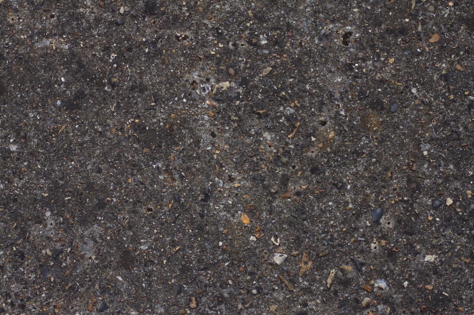 Concrete ground floor walkway pathway texture ver 1