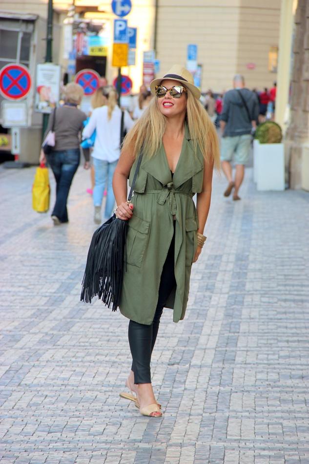 בלוג אופנה Vered'Style - יומן החופשה שלנו בפראג, היום הראשון