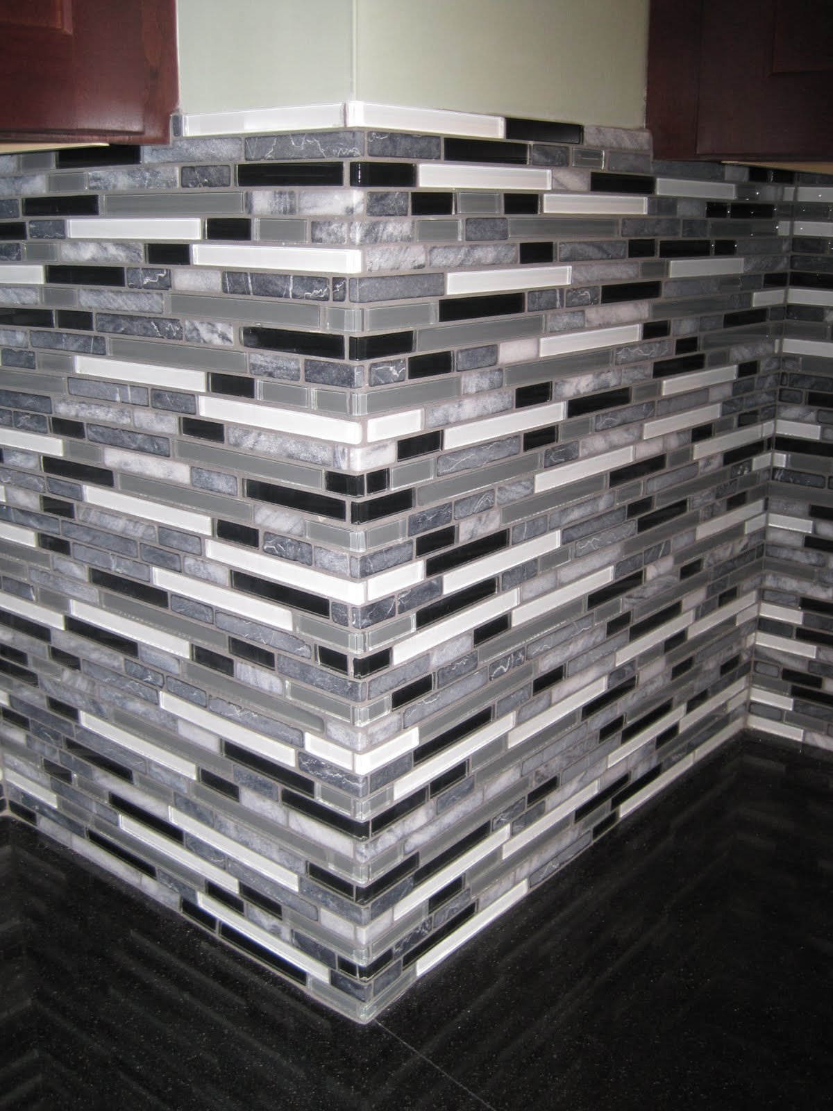 ds tile and stone installations amazing glass backsplash install a mosaic