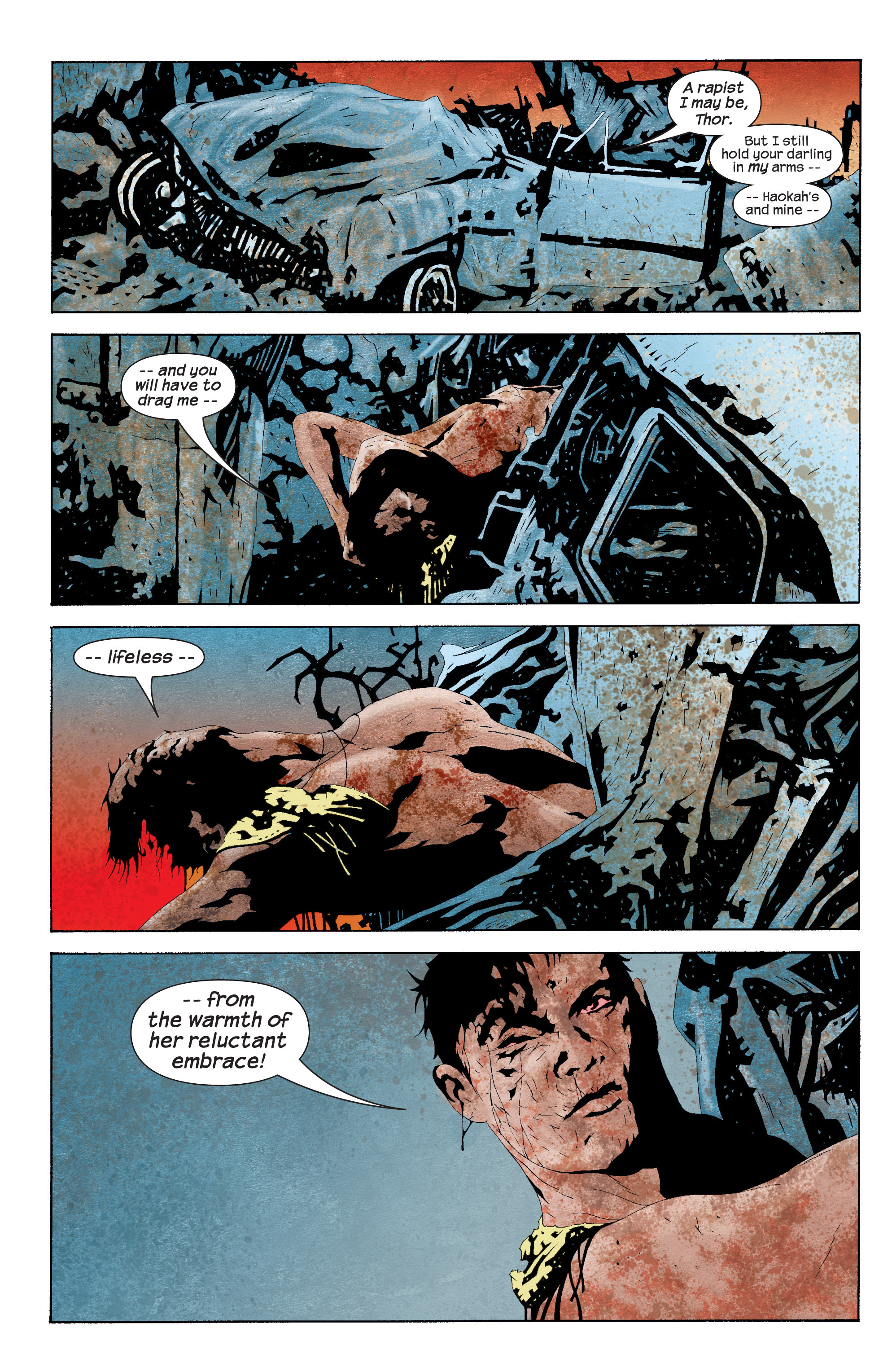 Captain America (2002) Issue #11 #12 - English 12