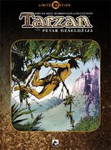 TARZAN by Petar Meseldzija