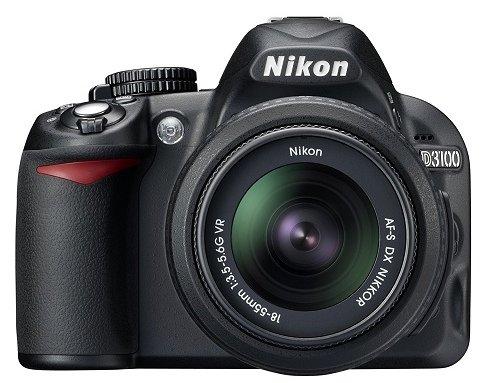 Nueva Camara Nikon D3100 captura imagenes muy realistas