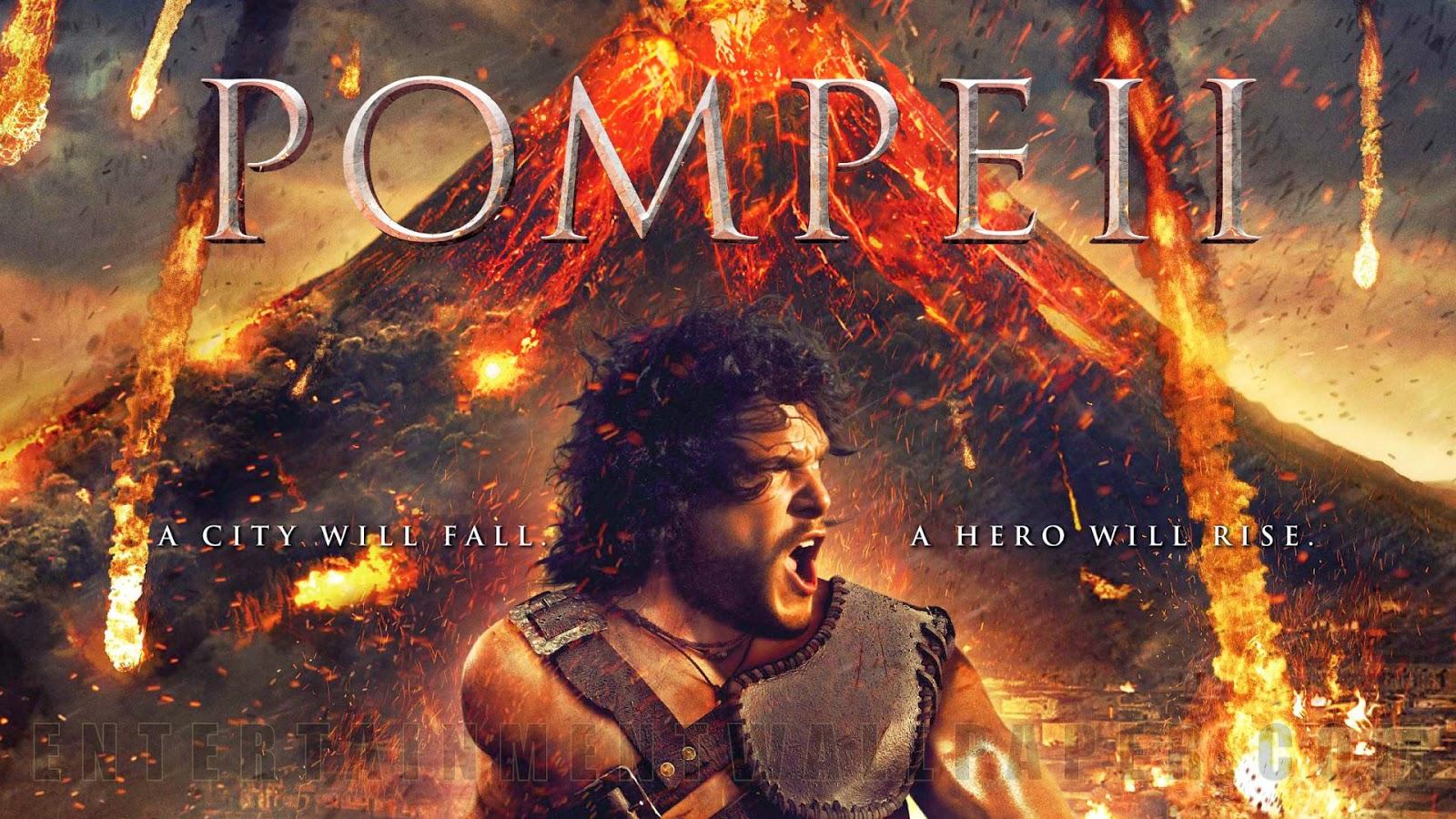 Pompeje (Pompeii) - Clinton Shorter ~ Live A Movie Life