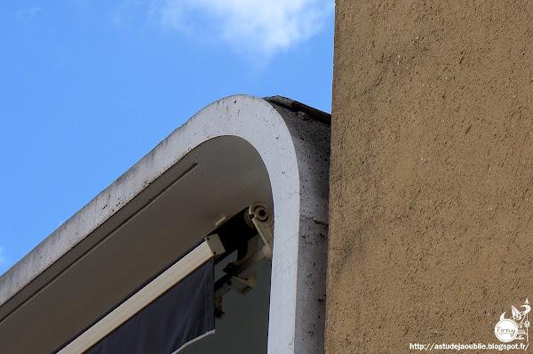Bordeaux - Maison de Giacinto  Architecte: Jean de Giacinto  Construction: 1973