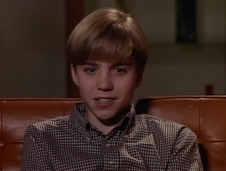Jonathan Brandis on The Wonder Years