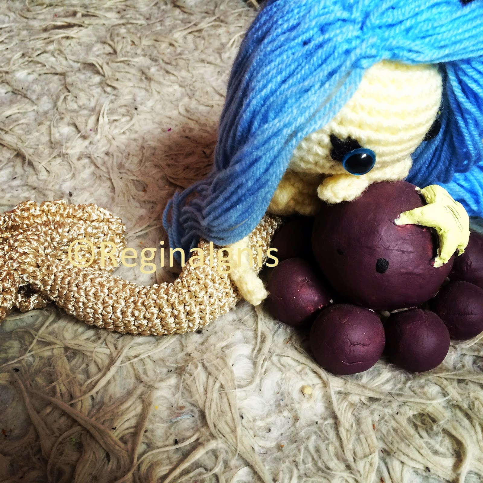 Charita Dolls Regina Ignis Avery Mermaid